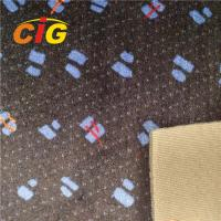 Quality Printing Auto fabric car seat fabric polyester fabric 220GSM weight wholesale