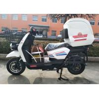 Quality KFC pizza fast food electric scooter ≤6 Hours Charging Time Disc Drum Brake wholesale