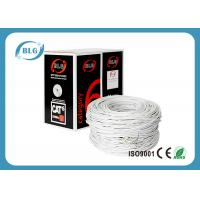 China 8 Core UTP Cat6 Ethernet Cable Pure Copper 305m Per Box For Computer Networking on sale
