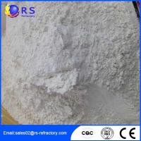 Cheap Insulating Castable Refractory, with Yellow Color, size 0-200 mesh for sale