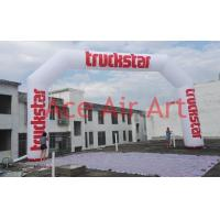 Quality giant advertising  inflatable arch with logo  for neterlands for sale wholesale
