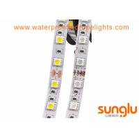 Quality 5050 Dimmable LED Rope Light 300LEDS / 5 Meters RGBCW 12v Waterproof LED Light Strips wholesale