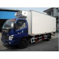 Quality FOTON 5 Tons Refrigerator Box Truck wholesale