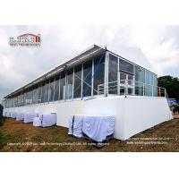 Quality Aluminum Frame Outdoor Event Tents For Motorcycle Racing 20 Years Life Span wholesale