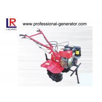 China 170F Diesel Engine Mini Tractor Tillers And Cultivators For Rotary Tillage Fertilizing on sale