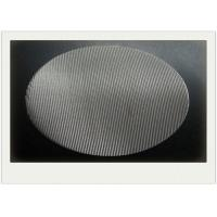 Quality Round SS Sintered Wire Mesh Filter With Round Filter Disc 2-2300 Mesh / Inch wholesale