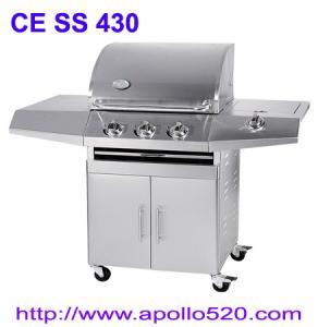 Quality Gas Grill BBQ 4burner wholesale