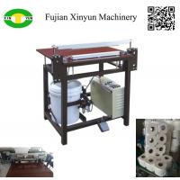 Quality Low price semi automatic multi rolls toilet paper plastic bags sealing machine wholesale