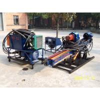 Cheap Anchor Holes Skid Mounted Drilling Rig For Water Power Station for sale