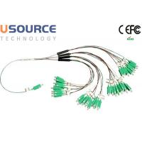 Quality 1*32 GEPON GPON G657A Optical Module Splitter Splitter coupler with sc pigtail wholesale