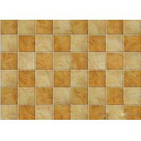 Quality Imitation Ceramic Tile Square Waterproof Wall Panels For Kitchen wall wholesale