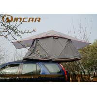 Quality 4X4 Auto Roof Breathable Hard Shell Roof Top Tent Car Roof Mounted Tent wholesale