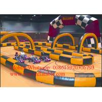 Quality RC car track ,  inflatable race track , racing cars wholesale