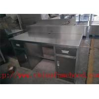 Quality Coated Cold Steel Science Lab Workstations  With  5 Years Warranty wholesale