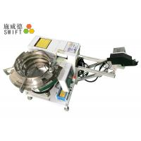 Quality Automatic Wire Tie Machine , Nylon Zip Tie Tool With PLC Control System wholesale