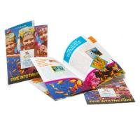 Quality High Grade colorful booklet printing paper manual wholesale