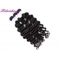 Quality 9A Loose Wave 100% Virgin Indian Hair For Black Women 95g-100g 10 Inch wholesale