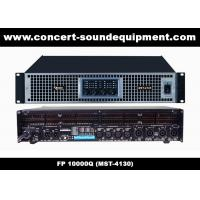 Quality Outdoor Line Array Sound System wholesale