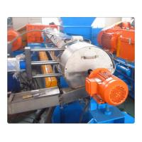 Quality HOT sale!PVC plastic  compound extruder  PVC pellet making machine with Two Stages extruder wholesale