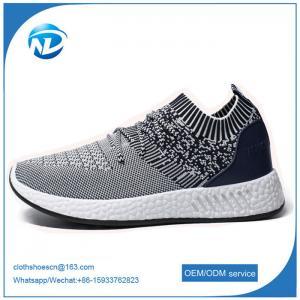 Quality Lace-up Textile Fabric Mens Fashion Shoes China Shoe Manufacturer wholesale