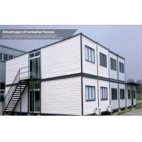 Two Storey Prefabricated Accommodation Multi Family