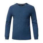 Quality Round Neck Fashion Mens Warm Winter Sweaters Custom Logo Multi Colored wholesale