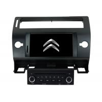 Buy cheap Citroen C4 C-Triomphe C-Quatre Android 9.0 Car Multimedia Autoradio Bluetooth from wholesalers