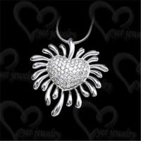 Quality Classic silver pendant fashion jewelry wholesale
