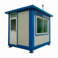 Quality Guard Room/Duty Room/Kiosks Booth/Modular Houses/Control Room, OEM Orders are Welcome wholesale