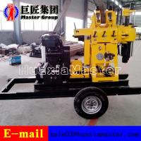 Quality XYX-200 Wheel Type hydraulic press rotary drilling machine water well drilling rig for sale wholesale