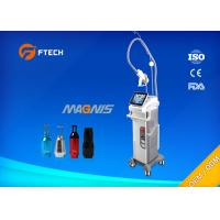 China Vertical Q Switch Laser Tattoo Removal Machine With Air + Water Cooling System on sale
