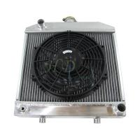 Quality SBA310100031 Compact Tractor Radiator with Fan For Ford New Holland NH 1000 1500 1600 1700 wholesale