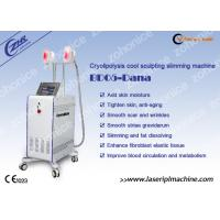 China Color Touch screen Anti-Cellulite Cavitation Slimming Machine 92*75.5*44CM For Body  Shaping on sale