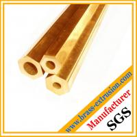 China casting round brass rod copper bar rods on sale