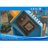 Quality Blue Color Cold Roll Forming Machine C Shape Customized Design Max 3 Ton wholesale