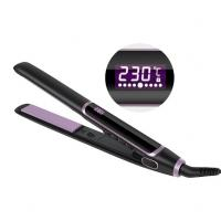 Quality Kaylux 2 In 1 Professional MCH Heater Private Label Titanium Flat Iron Hair Straightener wholesale