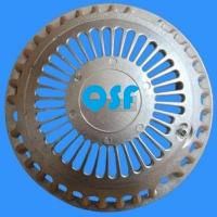 Quality Vandal Proof Aluminum Dome Strainer with Hinged Access Gate and Clamping Ring wholesale