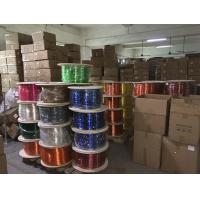 Quality 1.75mm / 3.0mm PLA 3D Printer Filament For Industrial Continuous Printing  25KG /roll wholesale