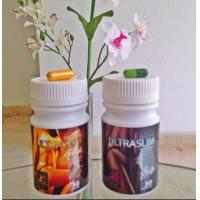 Quality Genesis UltraSlim Gold Weight Loss diet pills Genesis Ultra Slim Cleansers Fat Burner capsule wholesale