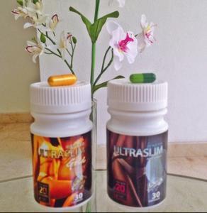 Genesis UltraSlim Gold Weight Loss diet pills Genesis Ultra Slim Cleansers Fat Burner capsule