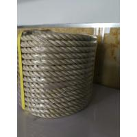 Buy cheap Gardening Rope Hemp Color from wholesalers