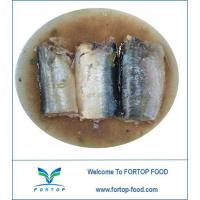 Quality Canned Mackerel in Vegetable Oil wholesale