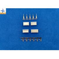 Quality Single Row 2.5mm PCB Board-in Connectors Brass Contacts Side Entry type Crimp Connectors wholesale