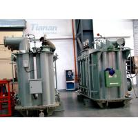 Quality 10 - 35kV Oil Immersed 3 Phase Power Transformer Electrical Oltc wholesale