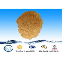 Quality Powder Poly Ferric Sulphate Cas  10028-22-5 as inorganic flocculant agent wholesale