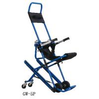 Quality High Strength Medical Stretcher , Aluminum Alloy Evacuation Stair Chair Stretcher wholesale