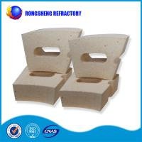 China High Temperature heat proof bricks , high alumina bricks lightweight on sale