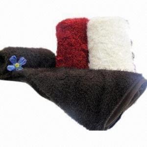 Quality Pine Needle Fleece Blankets with Microfiber Back wholesale