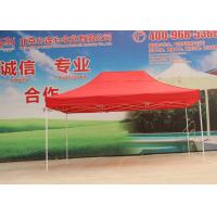 Quality Commercial 3x3 Market Gazebo Pop Up Fire Resistant For Promotional Tent wholesale