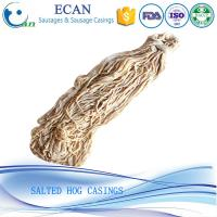 Cheap China Supplier Edible Natural Salted Sausage Casings/ Natural Casings/Casings with FDA ISO Certificate for sale